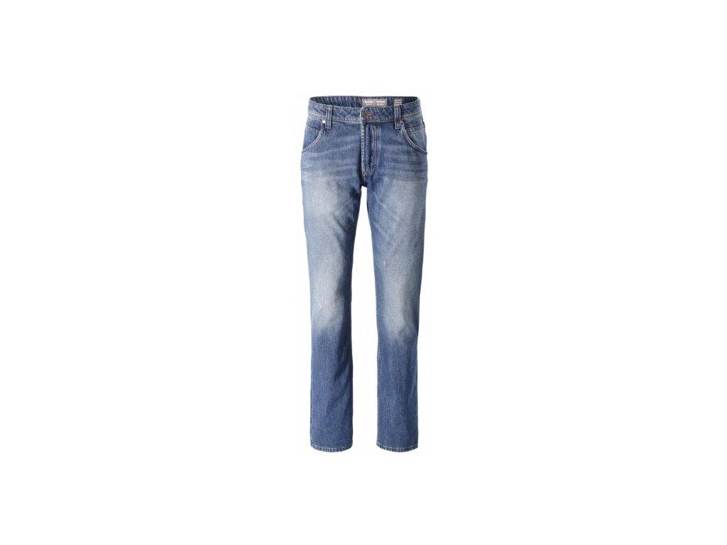 Pánské jeans Mustang 1004712 Michigan Straight 313 modrá
