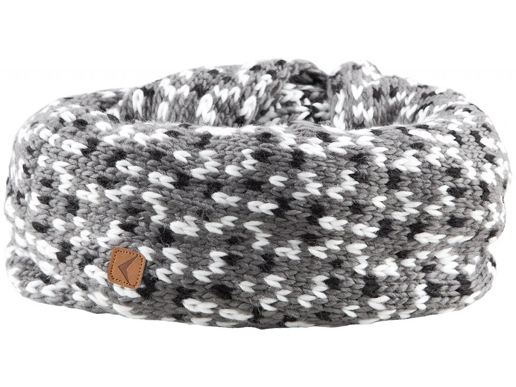 Šála Outhorn SZD612 Grey light šedá