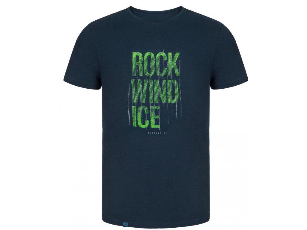 Pánské tričko oap AWIN 13N modrá