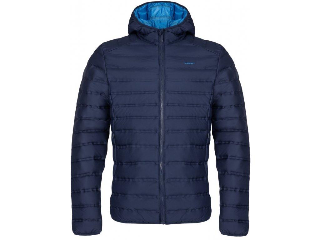 Pánská bunda Loap ITEN L13L modrá