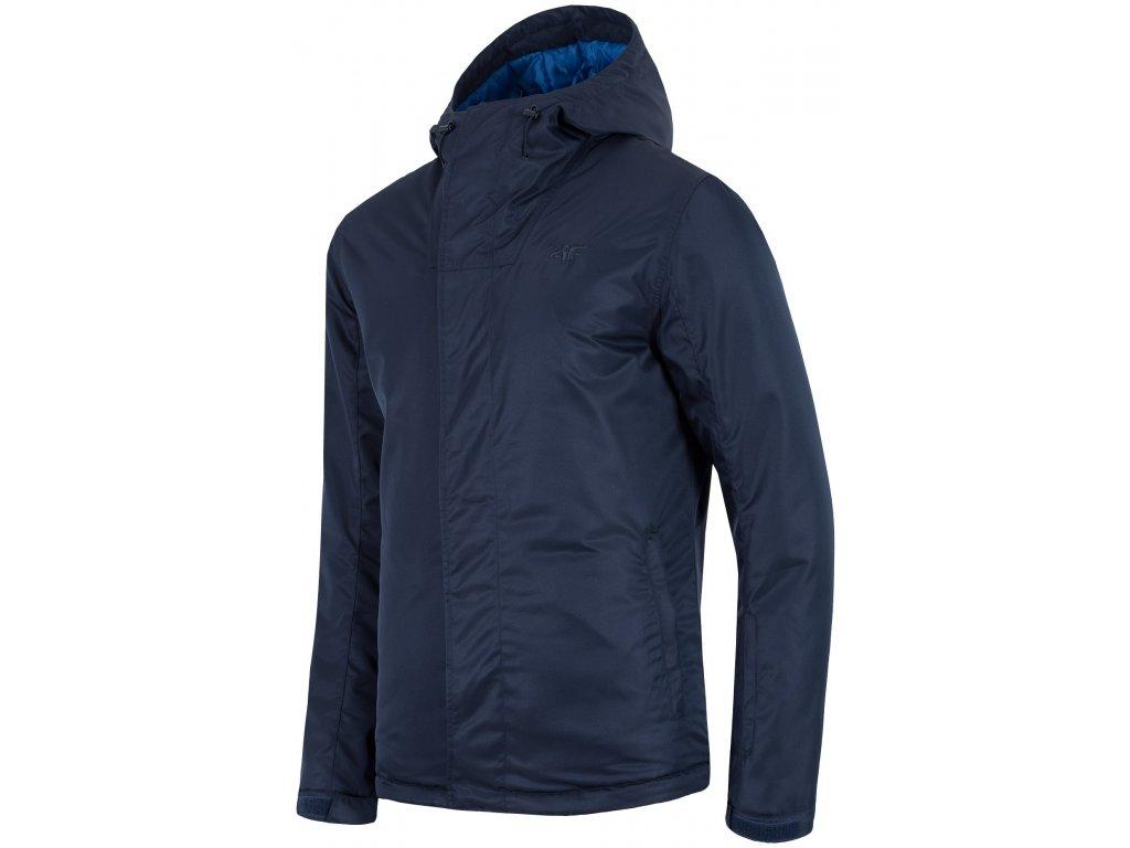 Pánská lyžařská bunda 4F KUMN300 Navy 31S modrá