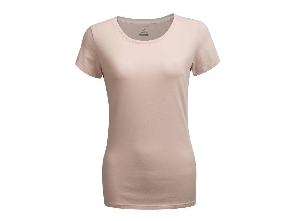 Dámské tričko Outhorn TSD600 . Pink růžová