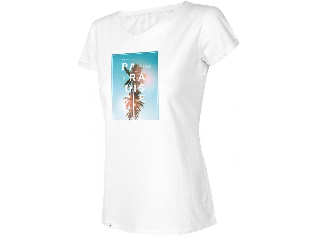 Dámské tričko Outhorn TSD636 White bílá