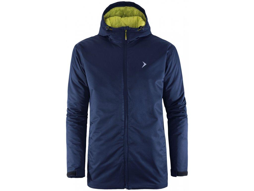 Pánská lyžařská bunda Outhorn KUMN600 denim modrá