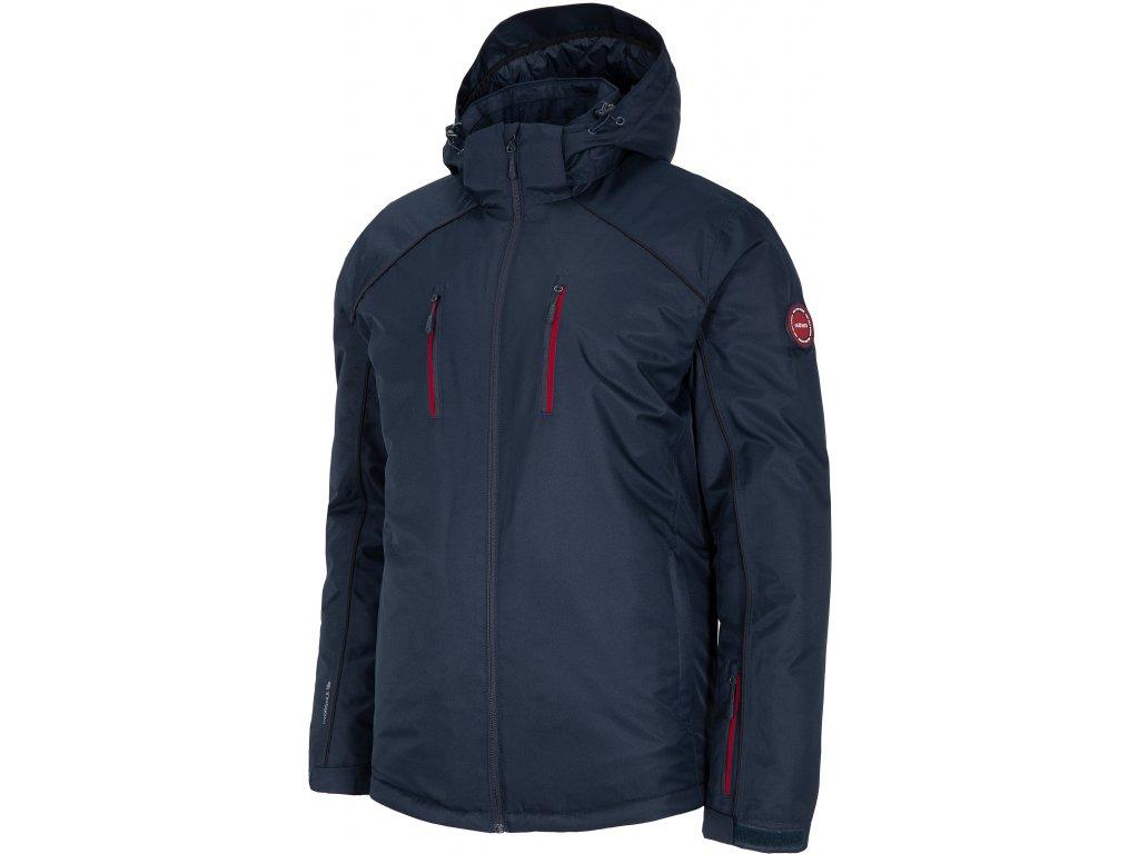 Pánská lyžařská bunda Outhorn KUMN603 Navy modrá
