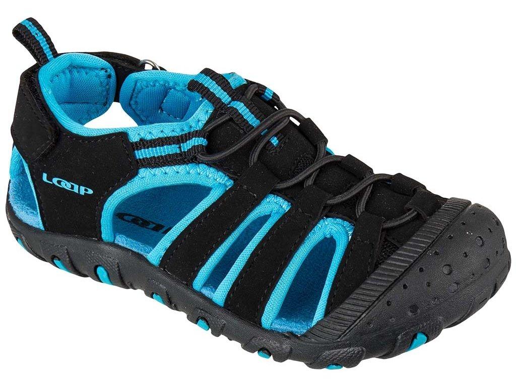 Dětské sandály Loap DOPEY V11L černá