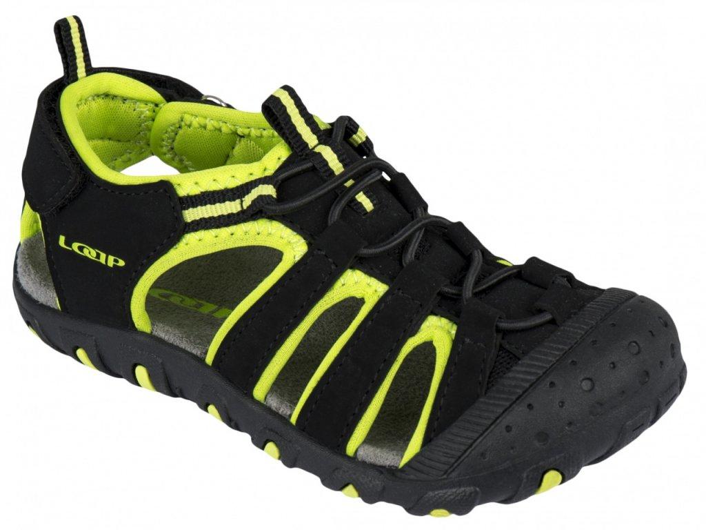 Dětské sandály Loap DOPEY V11N černá