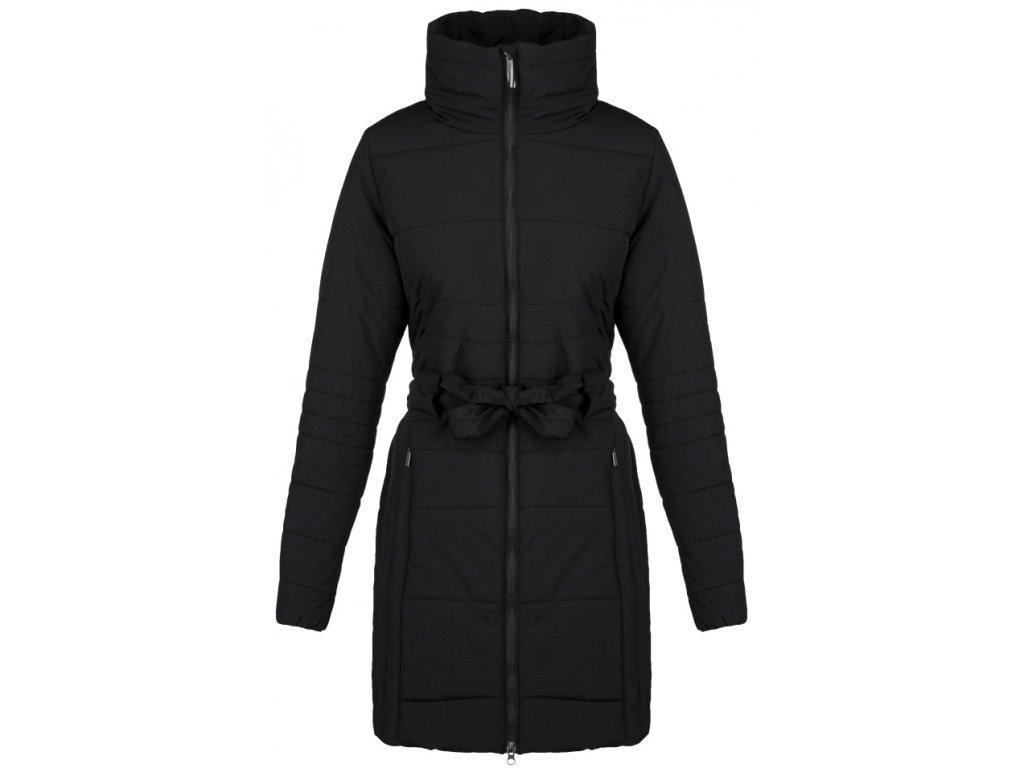Dámský kabát Loap TUDORA V21V černá