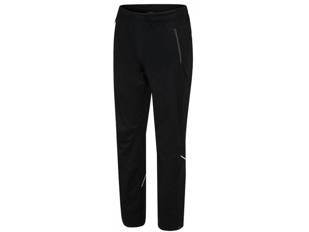 Pánské kalhoty Hannah Brock anthracite černá