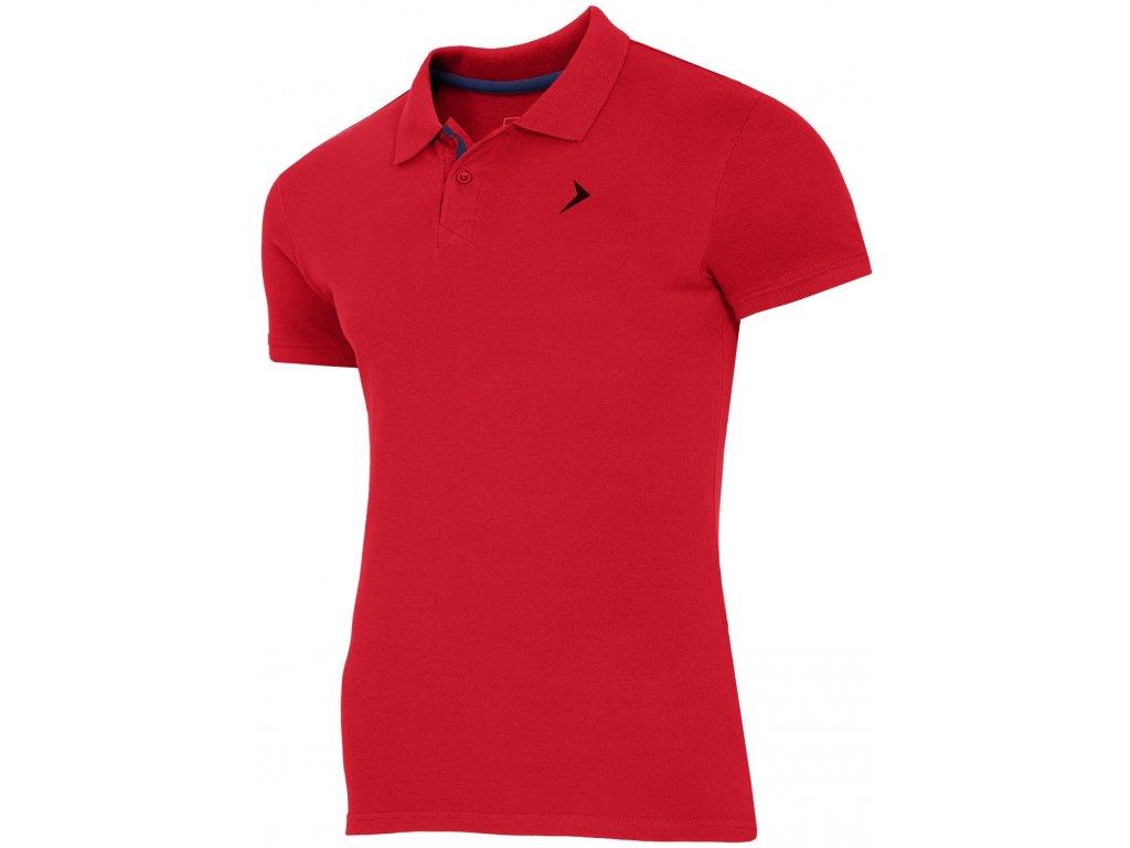 Pánské tričko Outhorn TSM602 Red červená