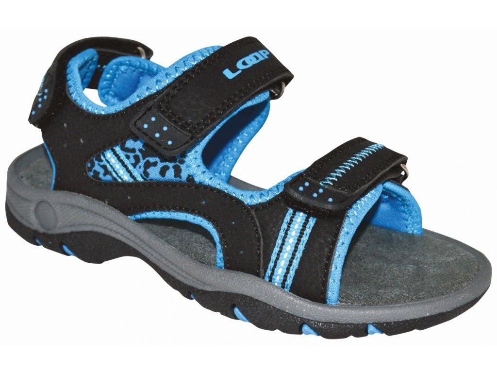 Dětské sandály Loap COPASA V11L modrá