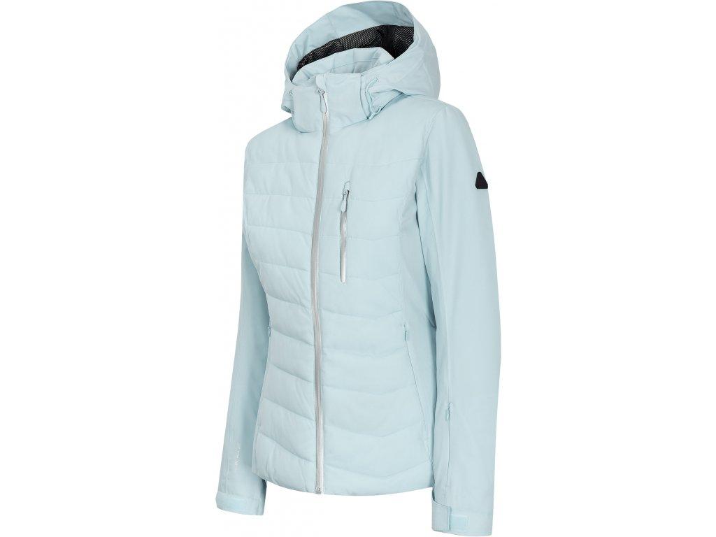 Dámská lyžařská bunda Outhorn KUDN604 L.blue modrá