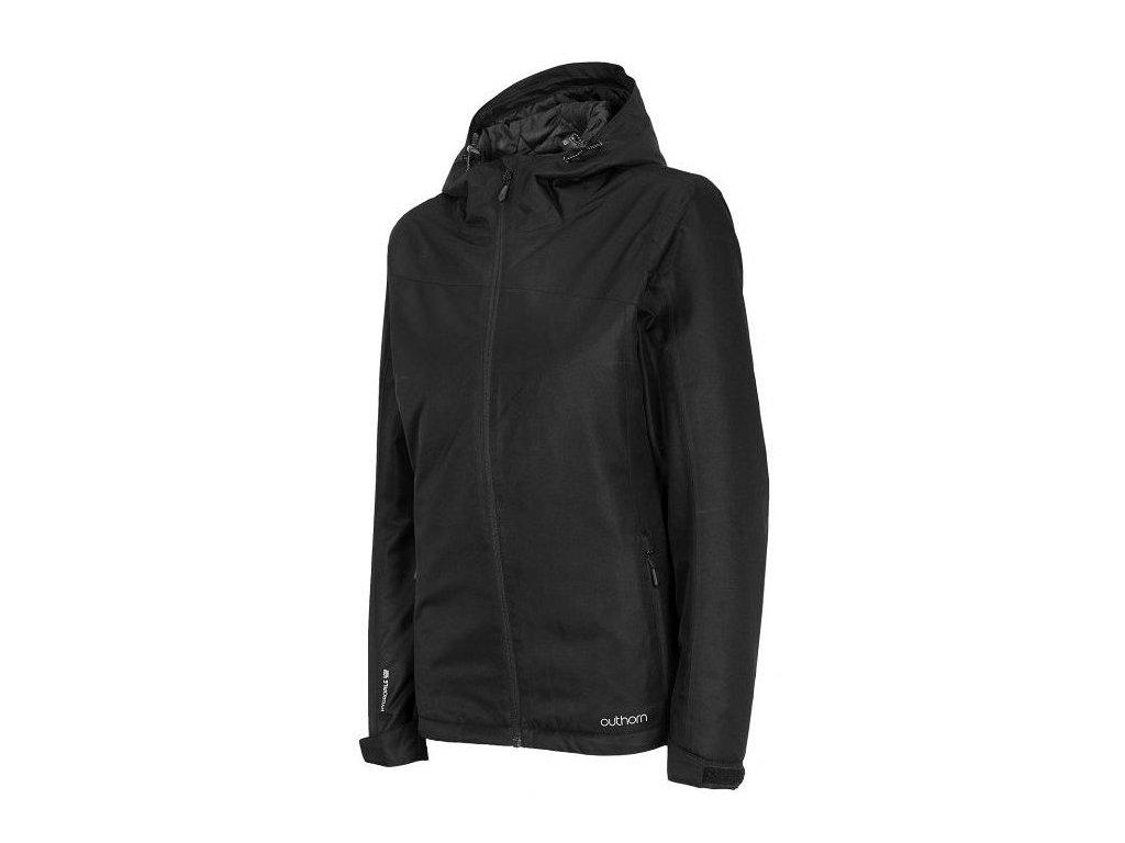 Dámská lyžařská bunda Outhorn KUDN600 Deep black černá