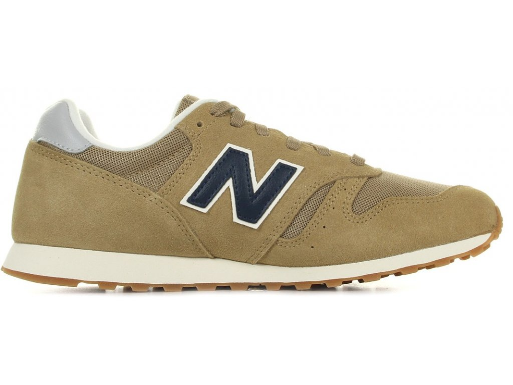 Pánská lifestylová obuv New Balance ML373 OTO béžová
