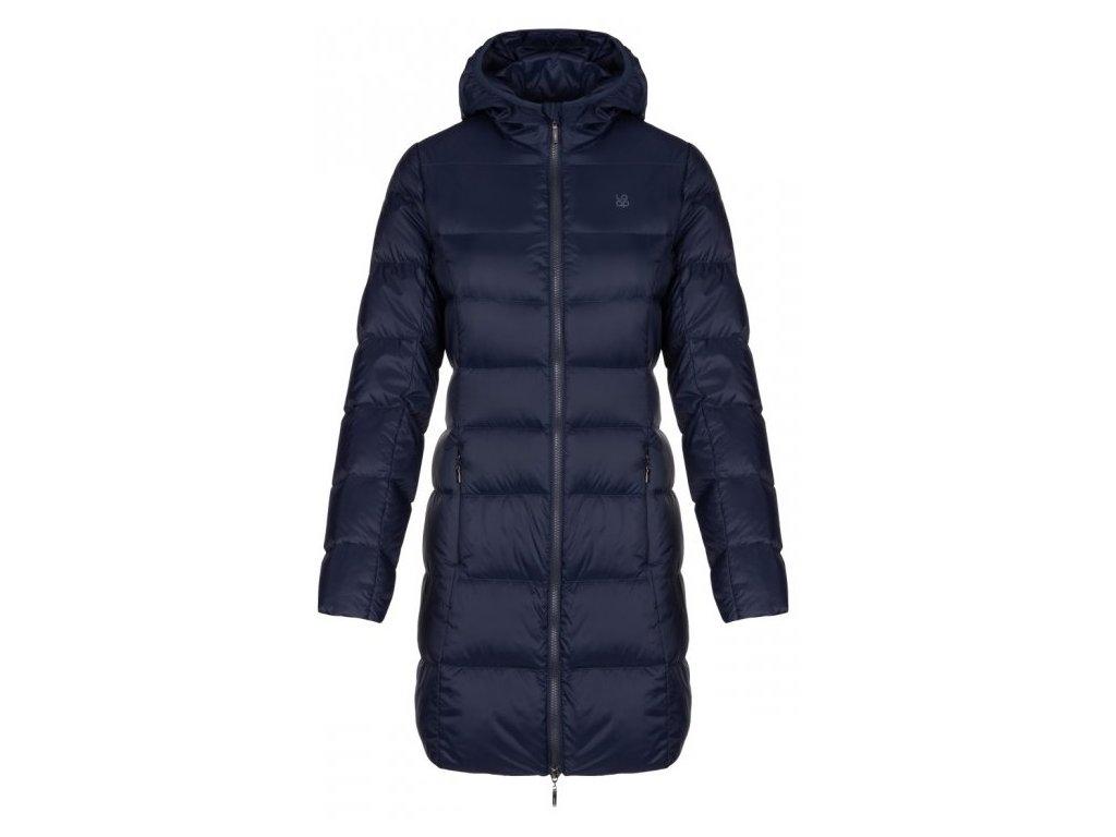 Dámský kabát Loap IPRADA L13L modrá