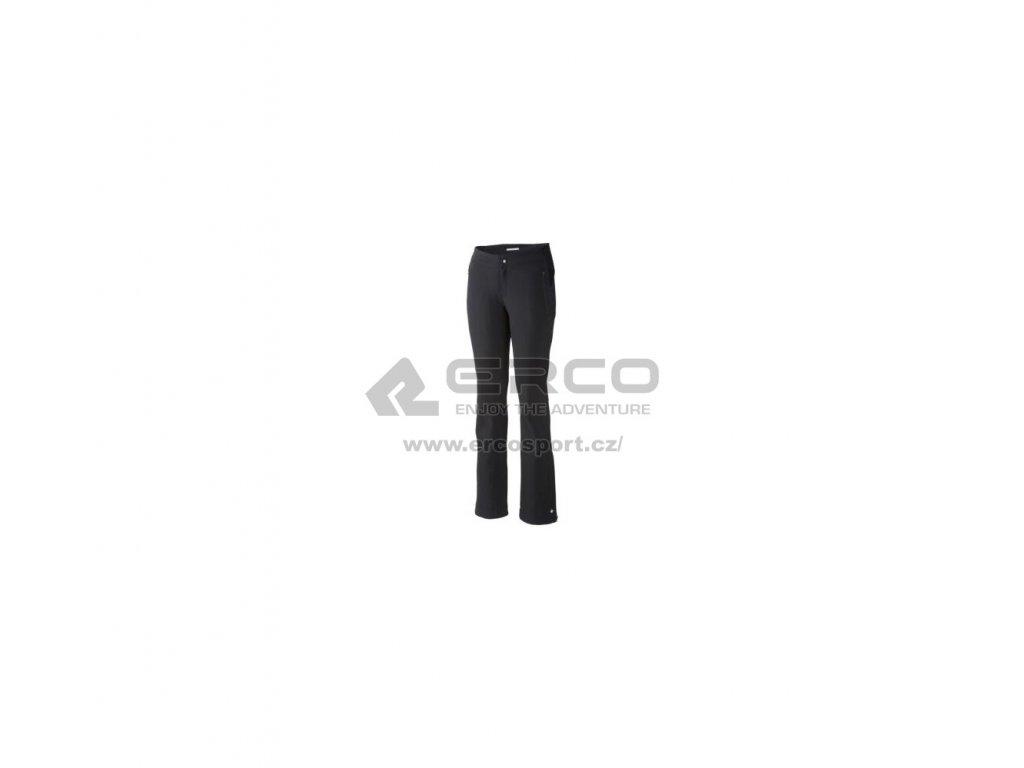 Dámské zimní kalhoty Columbia Back Up ™ Heat Straight Leg Pant Black