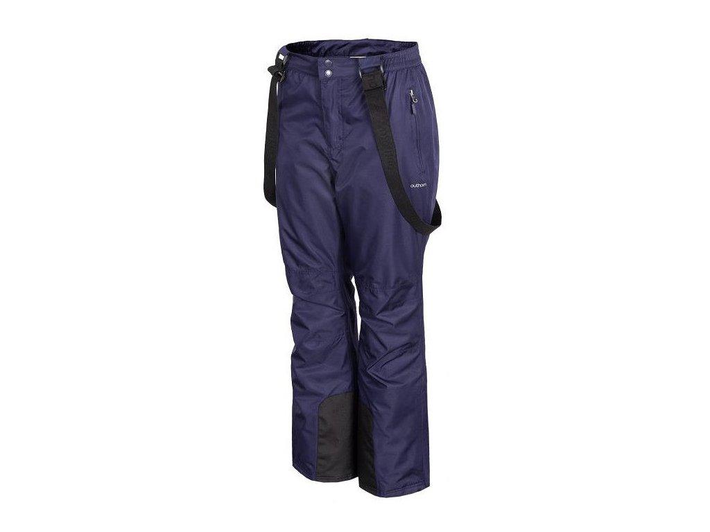 Dámské lyžařské kalhoty Outhorn SPDN600 D.blue modrá