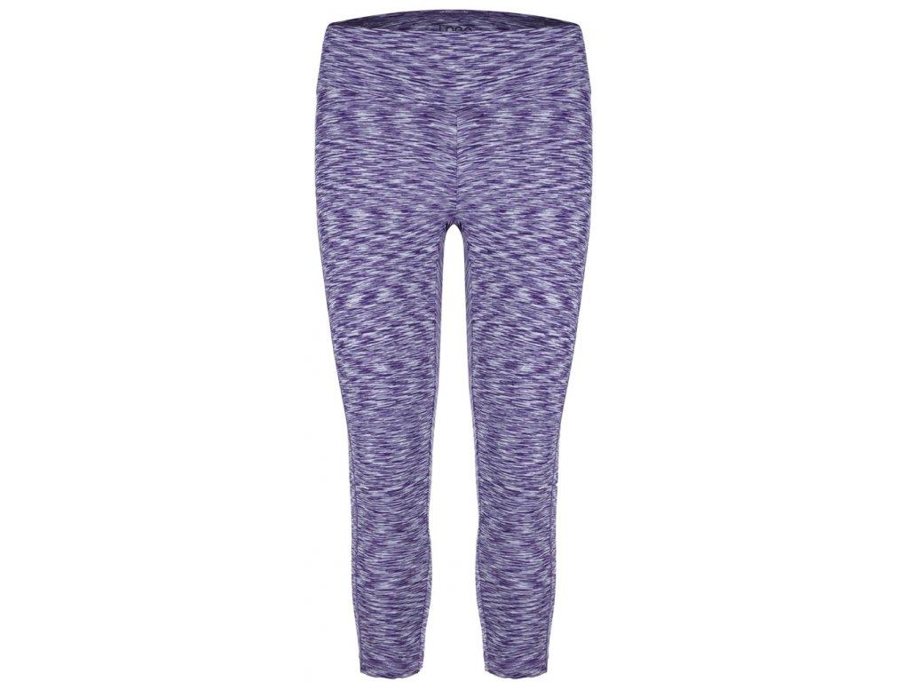 Dámské funkční 3/4 kalhoty Loap MARISA K53KX fialová
