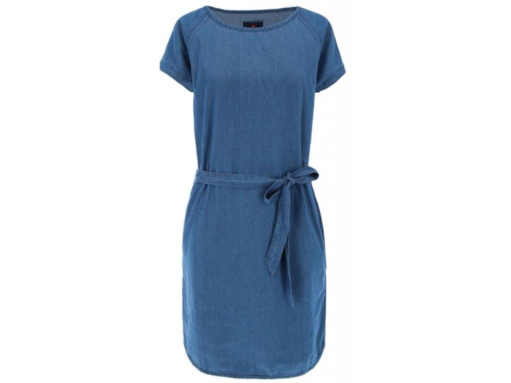 Dámské šaty Volcano G-Penny 606 modrá