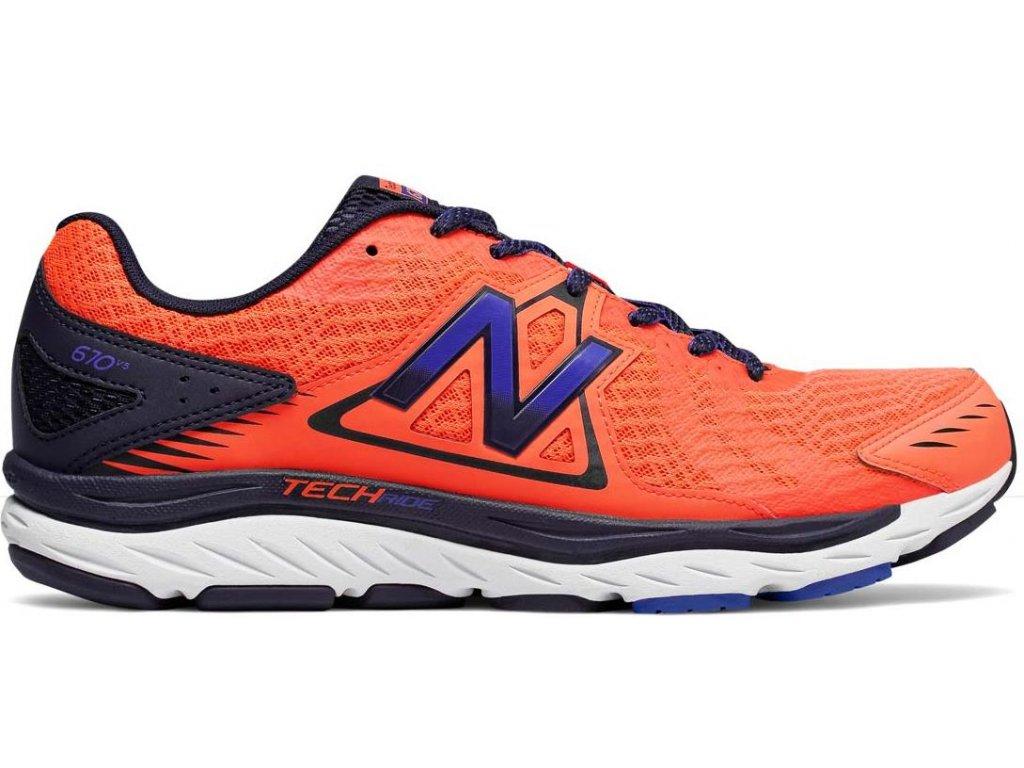 Pánské běžecké boty New Balance M670 CD5 oranžová