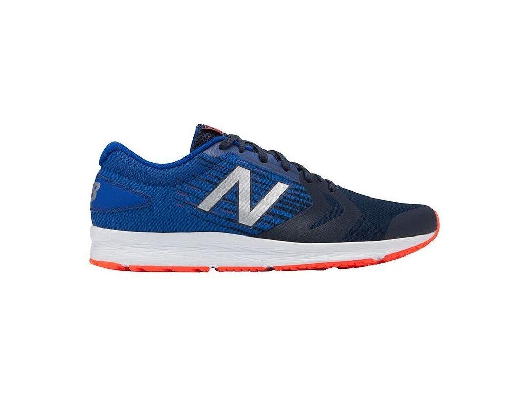 Pánské běžecké boty New Balance MFLSH LM3 modrá