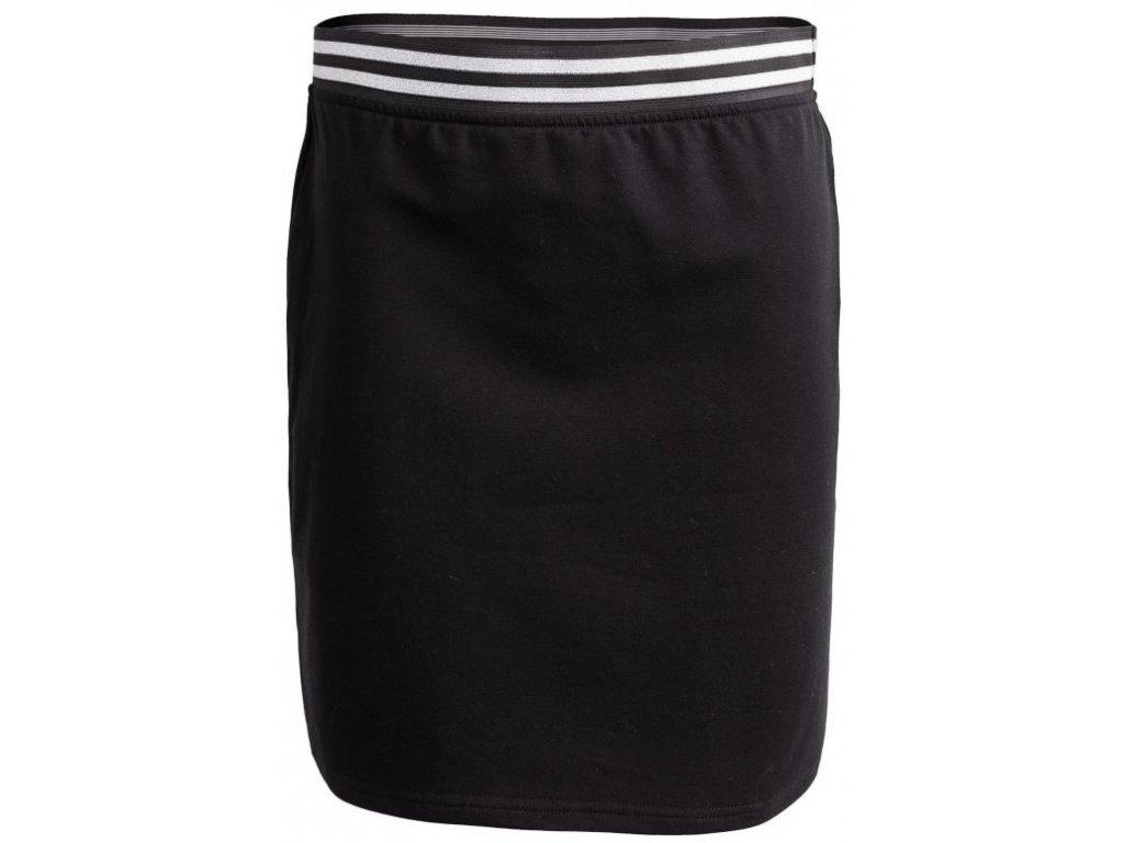 Dámská sukně Outhorn SPUD601 Deep black černá