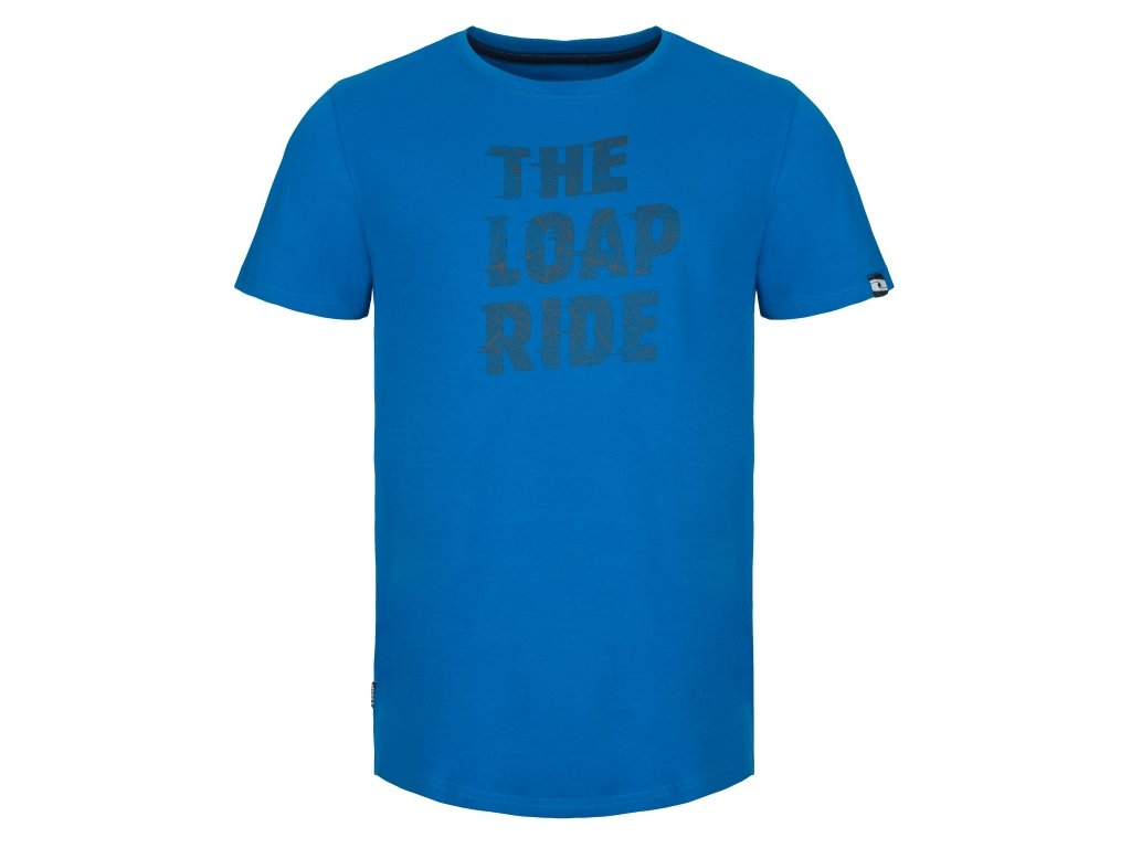 Pánské tričko Loap ANTONY 03 modrá