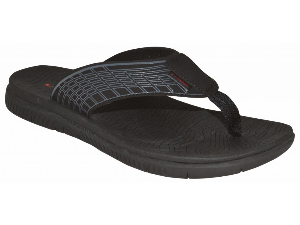 Pánské pantofle Loap CALLAY V11G černá