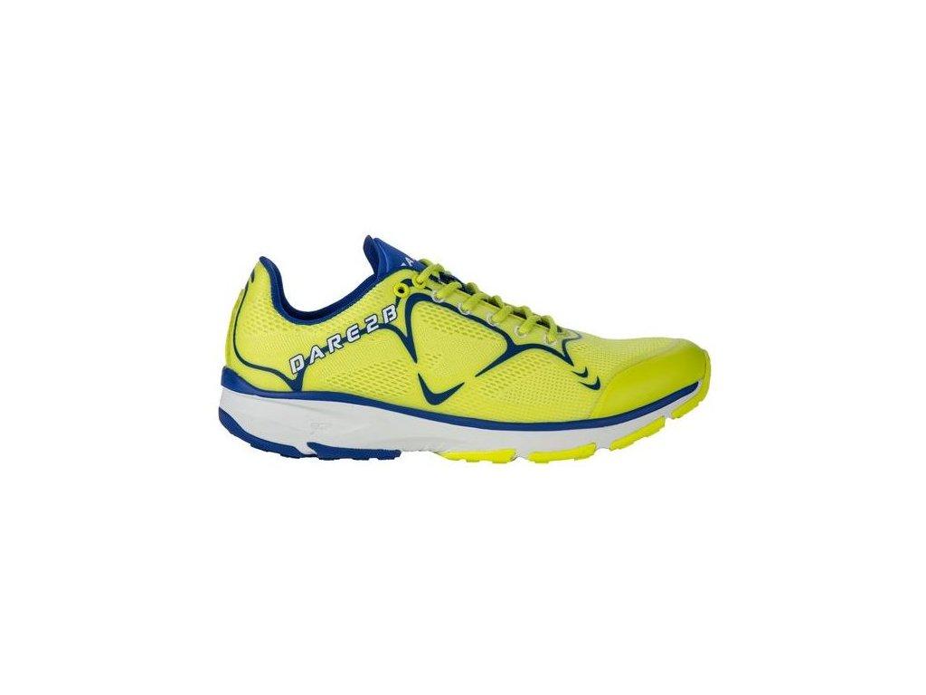 Pánské běžecké boty Dare 2b Altare 80M žlutá