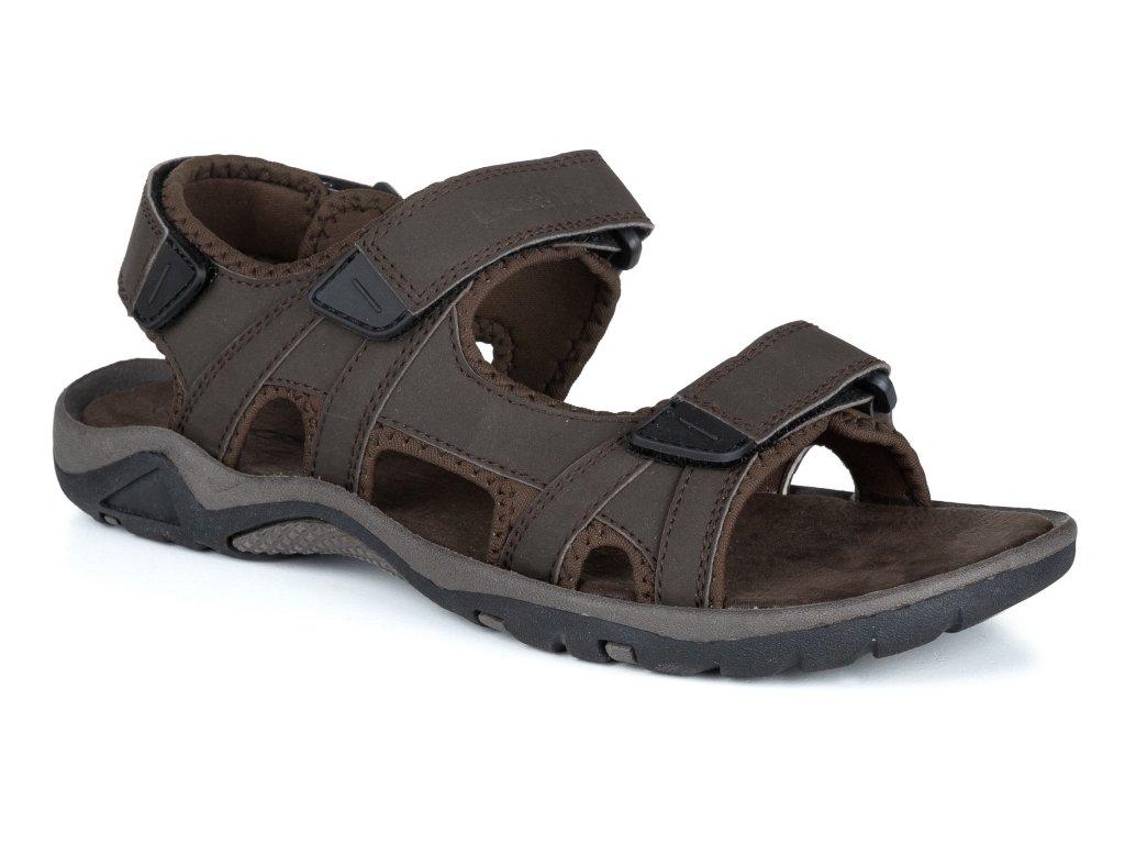 Pánské sandály Loap GEDI R05R hnědá