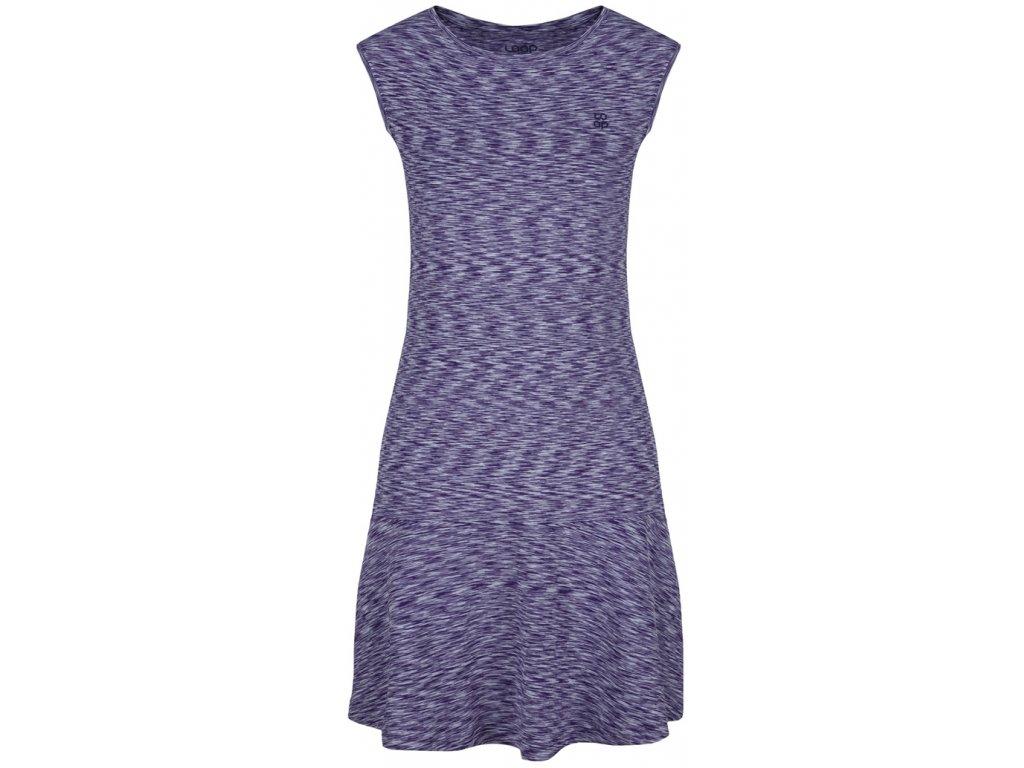 Dámské šaty Loap ANDY K53KX fialová