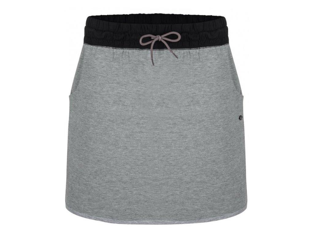Dámská sukně Loap ADISSA T03VX šedá
