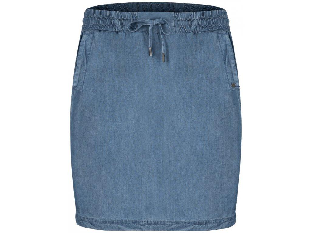 Dámská sukně Loap NYVON 06 modrá