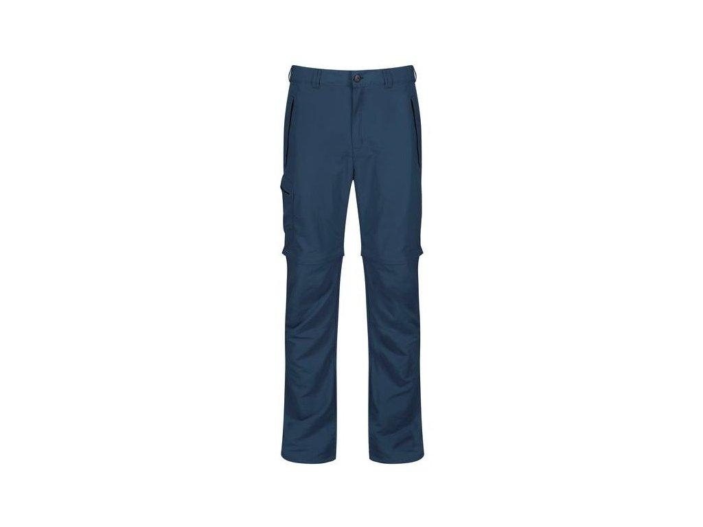 Pánské kalhoty Regatta Leesville Z/O Trs 8PQ modrá