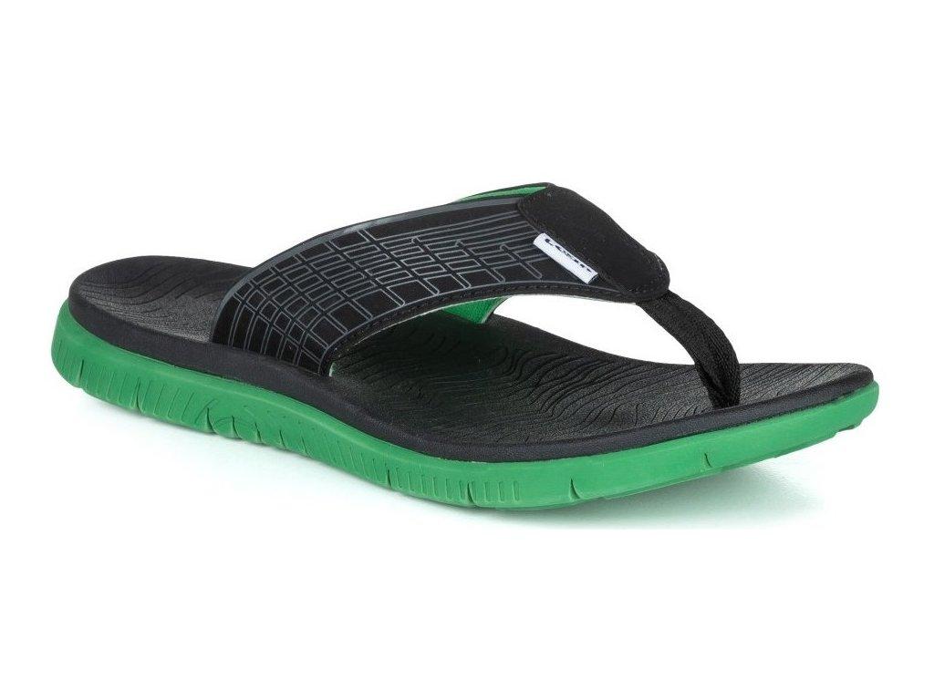 Pánské pantofle Loap CALLAY V11N černá
