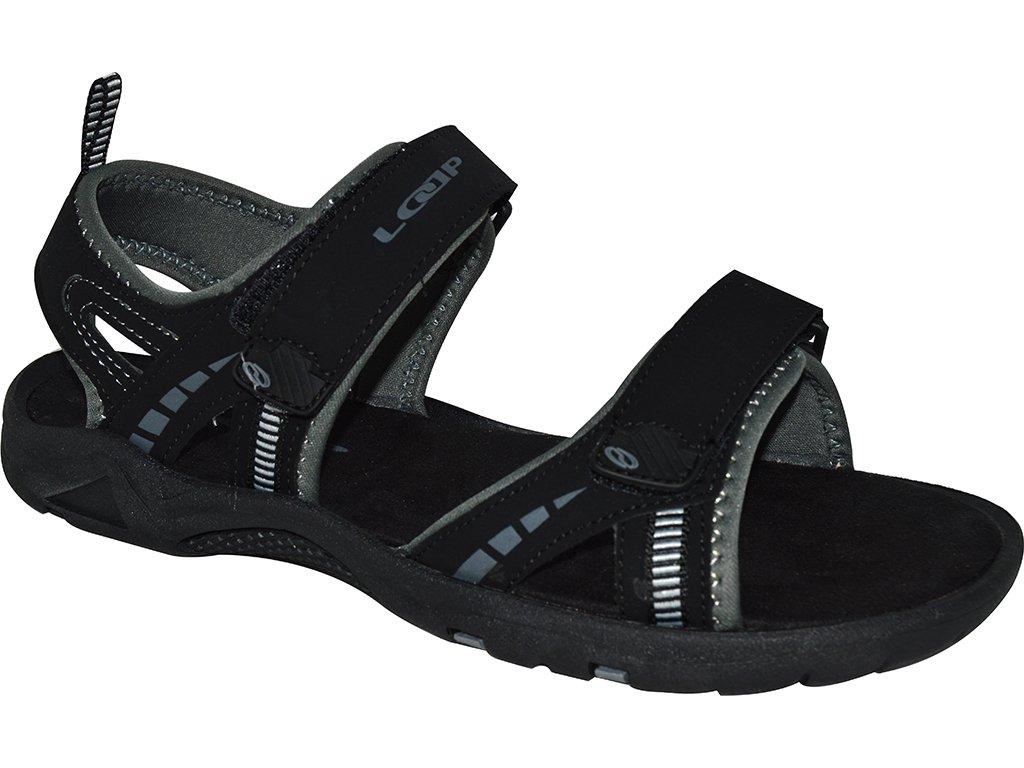 Pánské sandály Loap PLATT V20T černá
