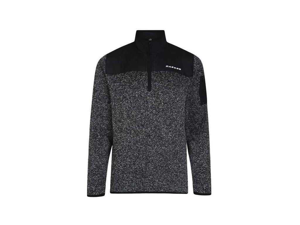 Pánská mikina Dare 2b Alliance Sweater 2XU šedá