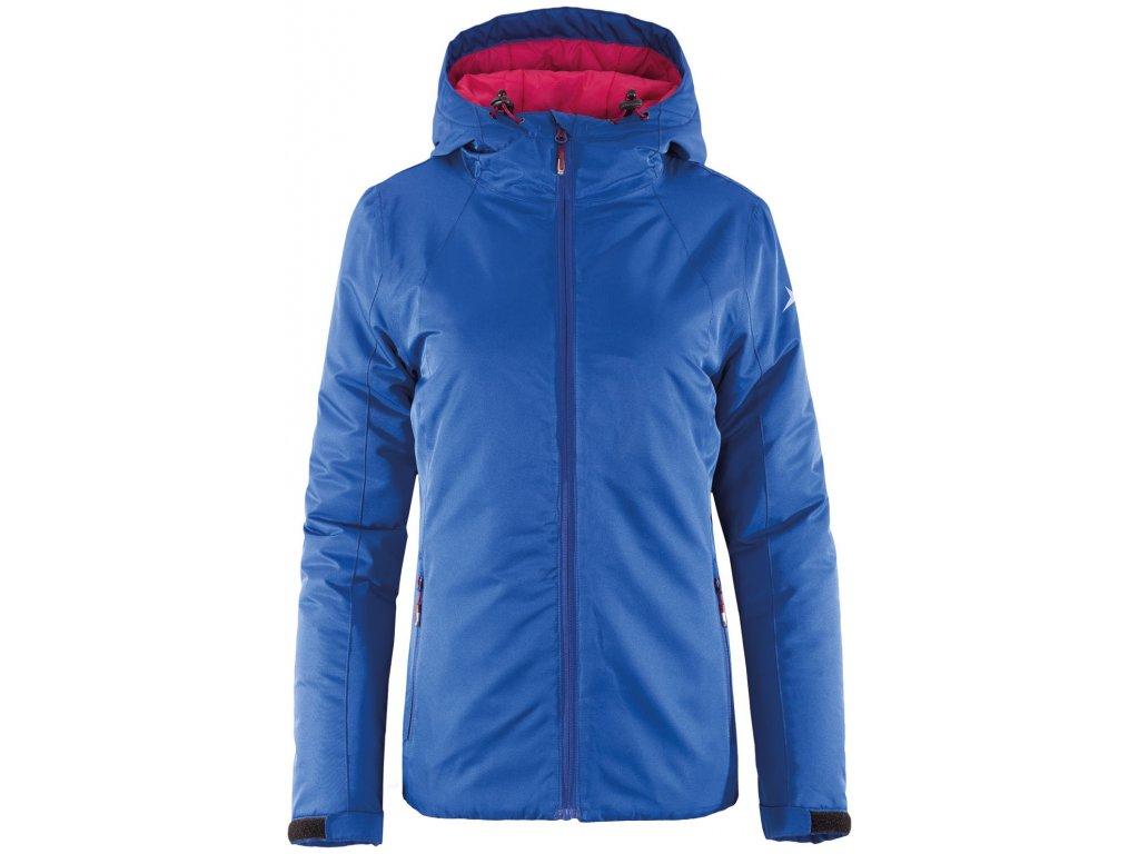 Dámská lyžařská bunda Outhorn KUDN600 Colbalt modrá