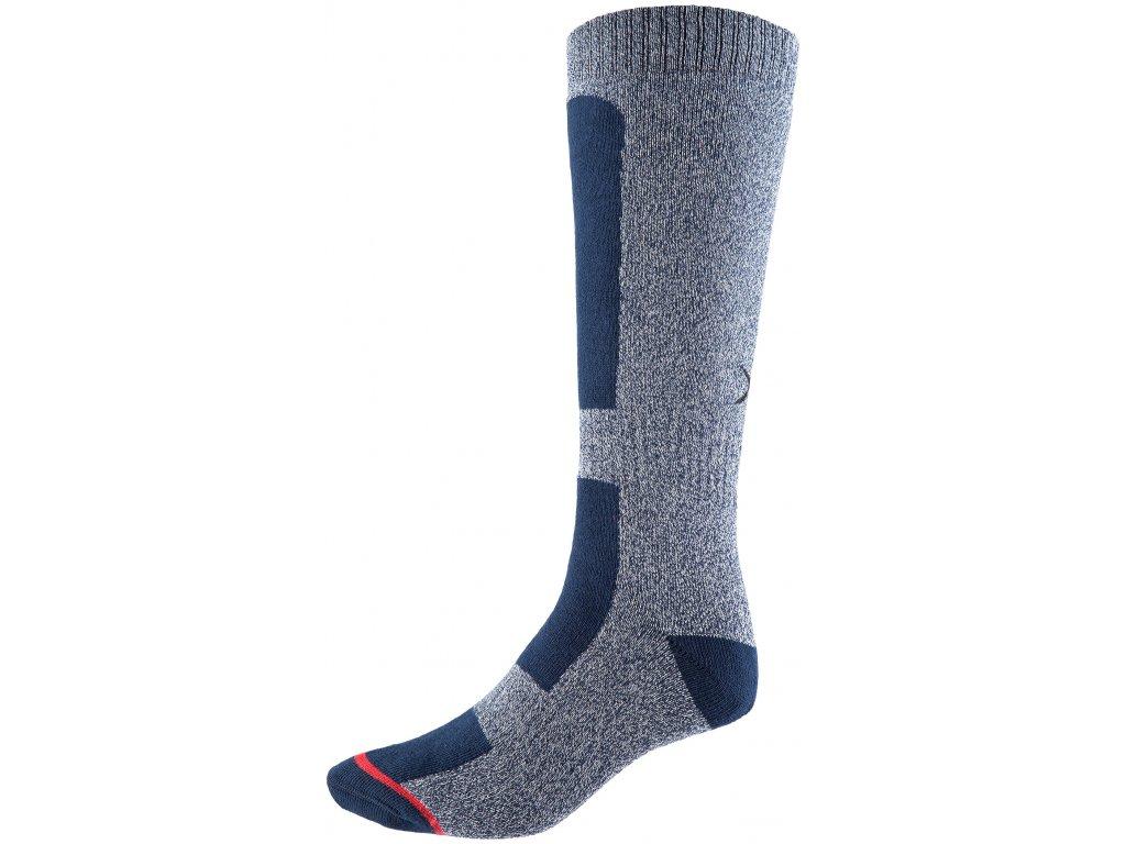 Ponožky OUTHORN SOMN600 NAVY MEL 43-46 modrá