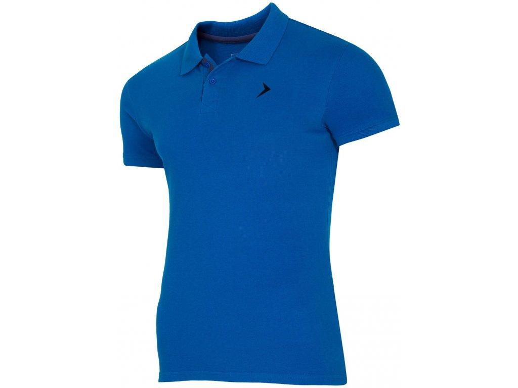 Pánské tričko Outhorn TSM602 Cobalt modrá