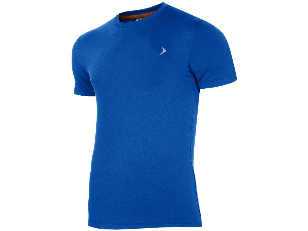 Pánské funkční tričko Outhorn TSMF600 Blue modrá
