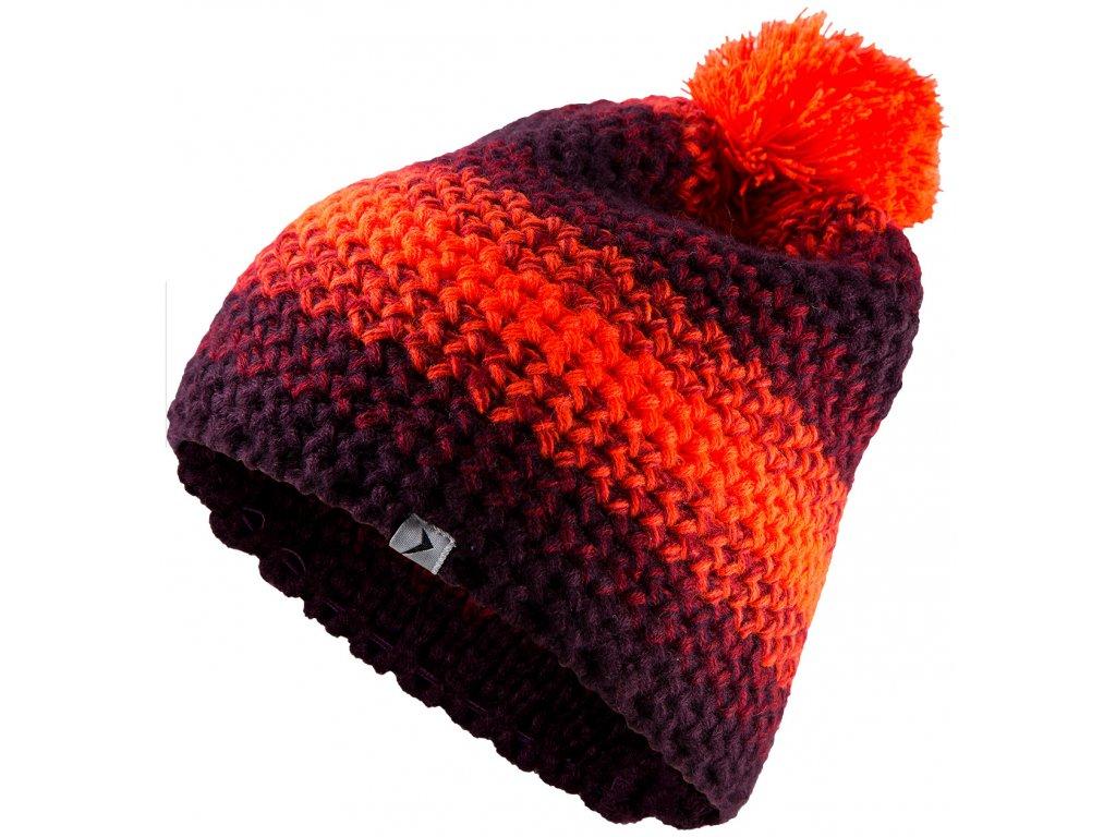 Dámská čepice Outhorn CAD613 Claret červená