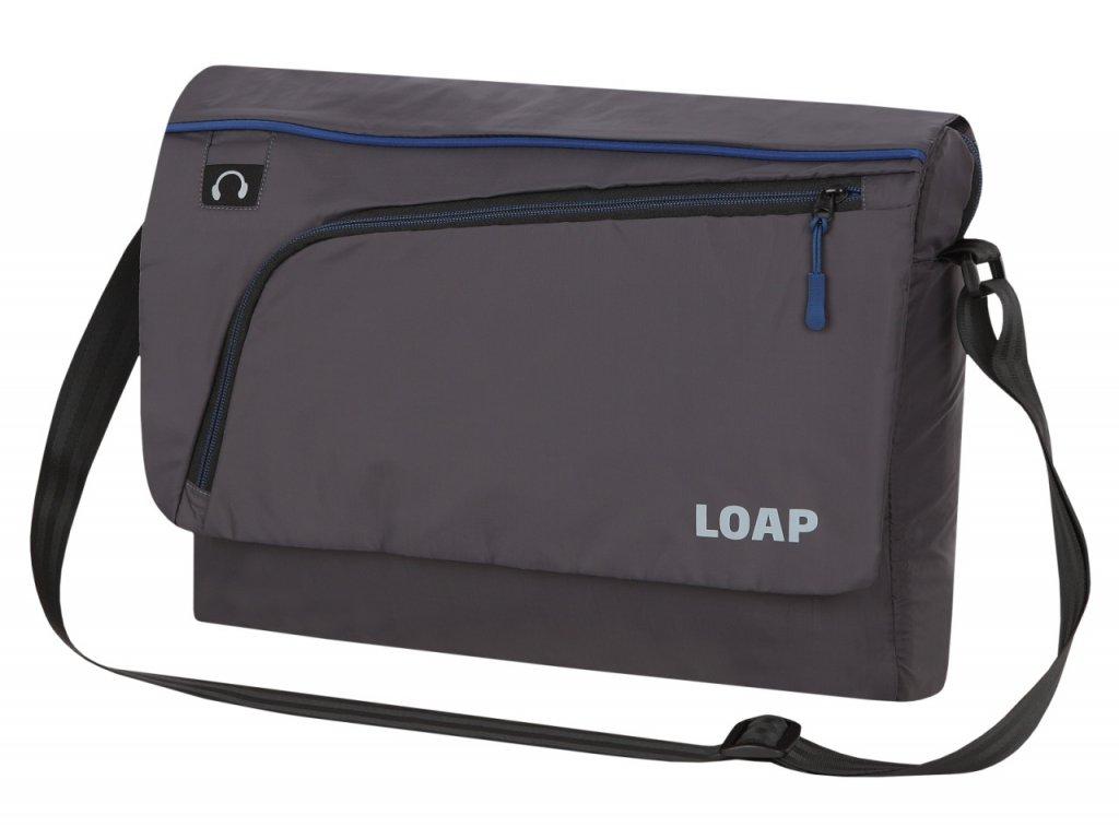 Sportovní taška Loap GOTSA V11L šedá