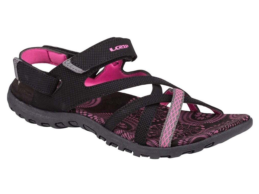 Dámské sandály Loap CELIA V11J černá