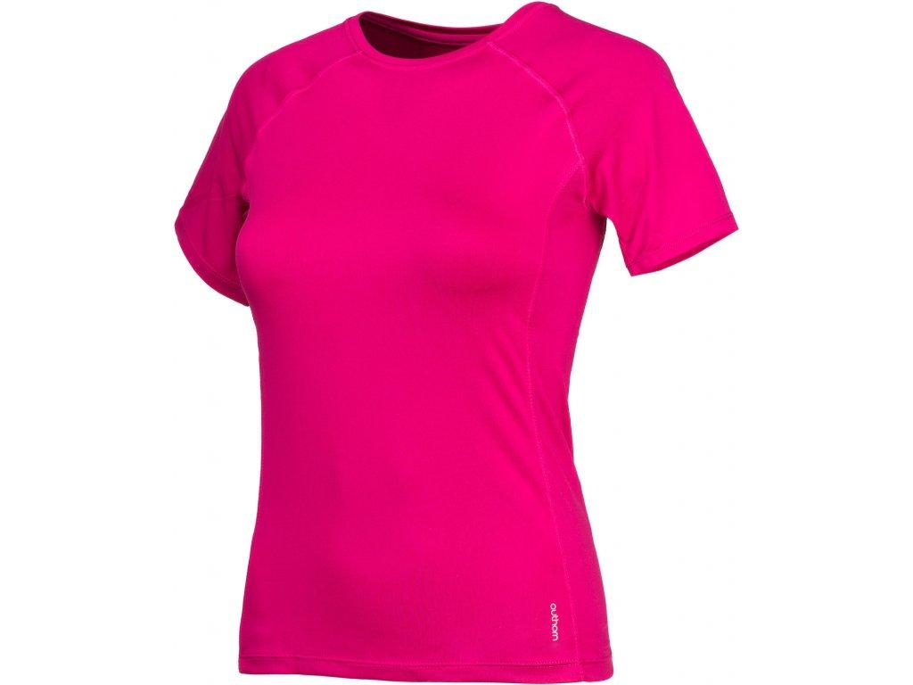 Dámské funkční tričko Outhorn  TSDF600 Pink růžová