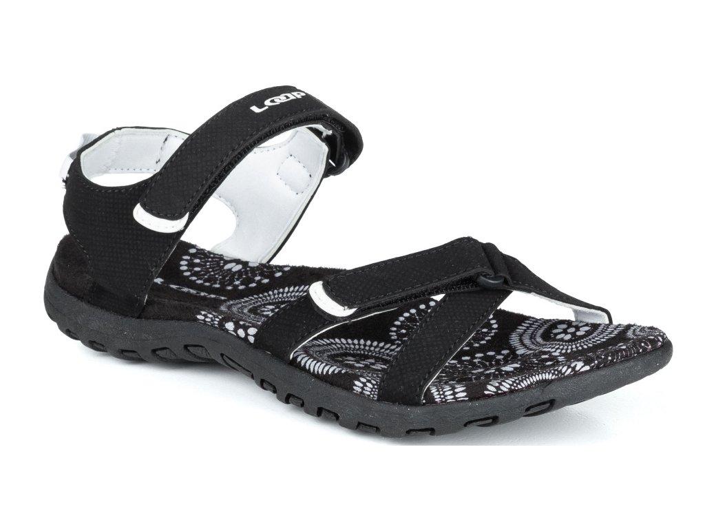 Dámské sandály Loap SIMMA v11V černá