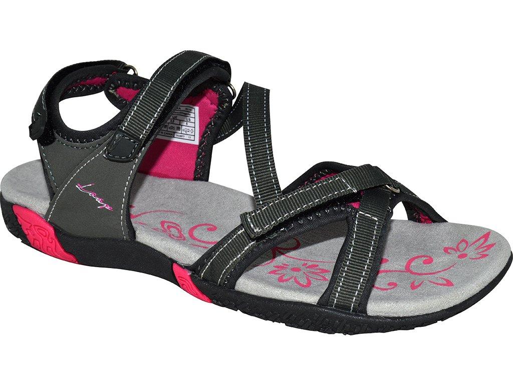 Dámské sandály Loap ANKORA T10J černá
