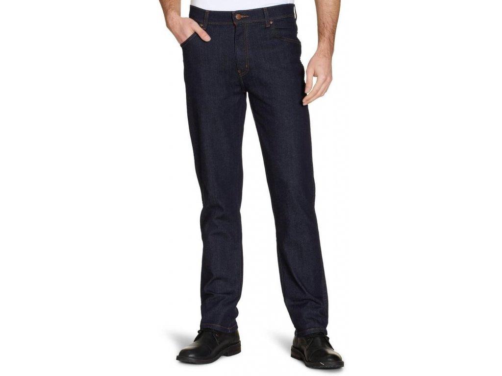 Pánské jeans Wrangler Texas stretch 009 modrá