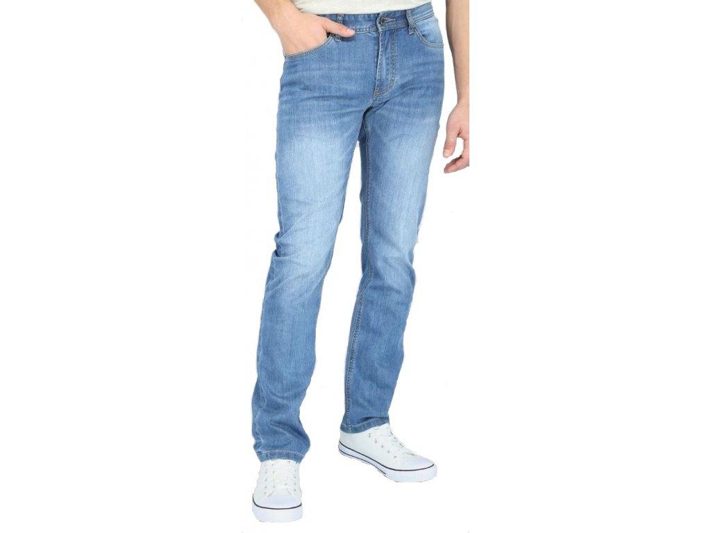 Pánské jeans Volcano D-Leon 611 modrá