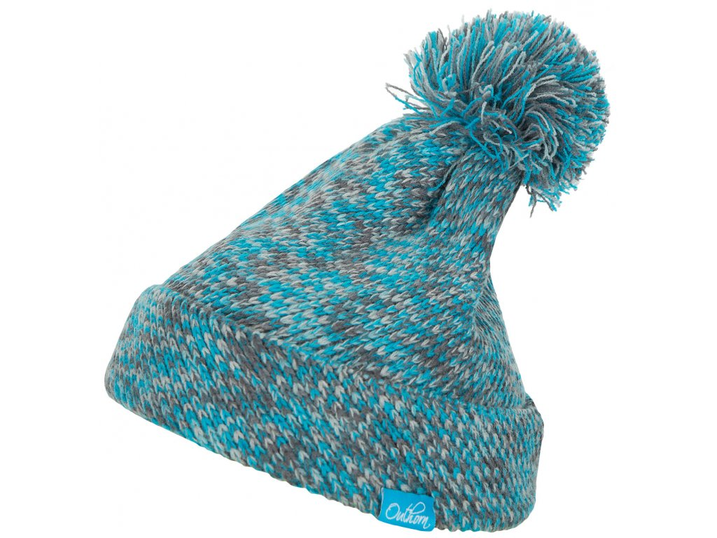 Dámská čepice Outhorn CAD608 modrá